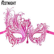 online get cheap pink masquerade mask aliexpress com alibaba group