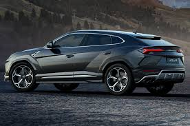 lamborghini jeep 2019 lamborghini urus first look sans cladding more info on