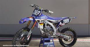 motocross action videos inside mitchell harrison u0027s factory star racing yamaha yz250f