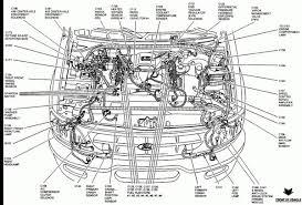 ford 4 2l v6 engine diagram wiring diagram and fuse box diagram