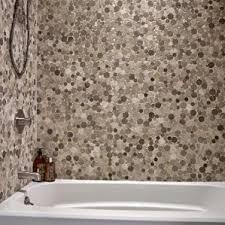 octagon and dot pebble tile you ll wayfair