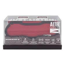 altec lansing home theater 5 1 altec lansing omni jacket speaker red walmart com