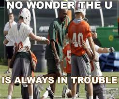 Miami Memes - miami university hurricanes memes