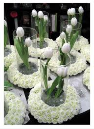 Table Decorations Centerpieces Pin By Blooming Buds On Black U0026 White Pinterest Centerpieces