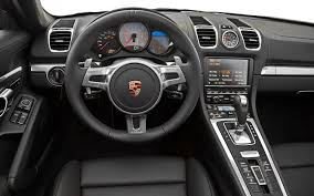 porsche agate grey interior boxster s w sportdesign package with 20