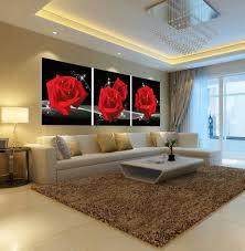 cuadros de la pared para sala de estar restaurante pintura moderna