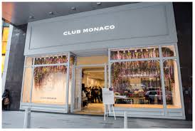 club monaco outlet club monaco annouces an all access fashion show introducing the