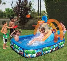 backyard summer toys outdoor furniture design and ideas