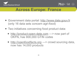 Now Open For Supply Chain The Potential Of Open Data In Supply Chain Integration