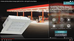 Gas Station Canopy Light Bulbs by Industrial U0026 Commercial Led Lighting Solutions Bbier Led Lights