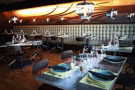 28 the dining room at the modern menu take a tour of the