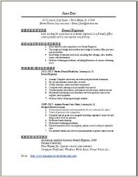 dentist resume sample dental assistant resume sample jobsxs com