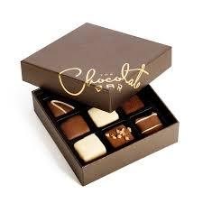 signature belgian chocolate gift box dairy the chocolate bar