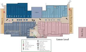 Air Force One Layout Floor Plan Mall Directory Monroeville Mall