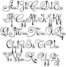easy fancy letter designs a z letters exle
