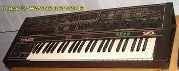 si e l or l siel dk80 ex8500 analog synthesizer simple sequencer