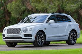 bentley bentayga truck bentley what u0027s new for 2017