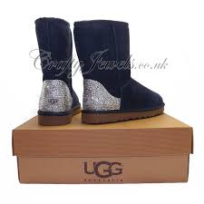 buy ugg boots uk customised ugg boots in navy blue