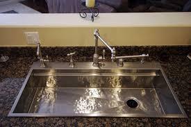 Best Stainless Steel Deep Kitchen Sink  Undermount Stainless - Hammered kitchen sink