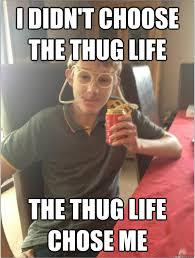 Wannabe Gangster Meme - the goon wannabe bricks on division