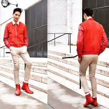 red shoes for men 18 ways to wear red shoes for guys