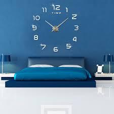 Aliexpresscom  Buy  New Wall Clock D DIY Acrylic Mirror - Modern designer wall clocks