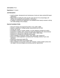 Product Development Manager Job Description Minimalist Automotive Service Manager Resume Medium Size
