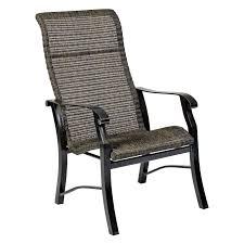 Woodard Cortland Cushion Patio Furniture Woodard Cortland Cushion High Back Swivel Rocker Set Of 2