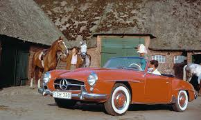 mercedes sl 190 60 years of the 190 sl a picture book roadster mercedes