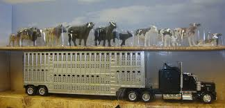 w model kenworth trucks for sale kenworth toy truck and cattle youtube