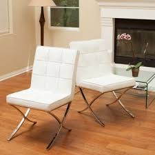 White Leather Kitchen Chairs Best 25 White Leather Dining Chairs Ideas On Pinterest Kitchen