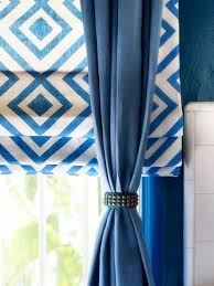 Creative Curtain Ideas 10 Creative Ways To Use Household Items As Curtain Hardware Hgtv