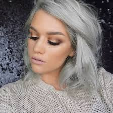how to tame gray hair grey hair 22 ways to rock this season s surprise colour trend