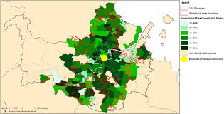 the governance of residential land in cities and spatial