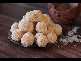 recette cuisine orientale petits gâteaux à la noix de coco cuisine marocaine