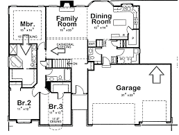 two bedroom cottage house plans 4 bedroom cottage house plans rear view base model 4 bedroom cabin