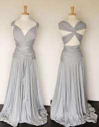 light grey infinity dress infinity wrap dress dressed up