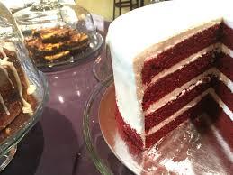 red velvet cake nichole u0027s fine pastry