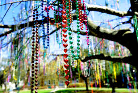 mardi gras tree decorations ask the locals new orleans 10 ways to decorate using last year s