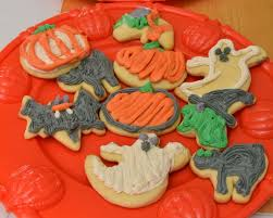 halloween cookies and fun crafts for kids