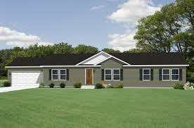 modular ranch house plans a great exterior on this mulberry ii rx838a grandville le