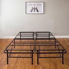 Metal Bed Frame Cover Postureloft Hercules Platform 14 Inch Heavy Duty Metal Bed Frame