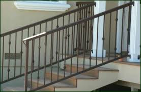 Wrought Iron Banister Rails Wrought Iron Hand Railing