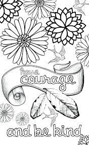printable inspirational quotes to color coloring pages with quotes inspirational quotes coloring pages