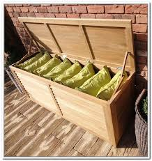 collection in patio cushion storage ideas outdoor cushion storage