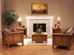 Amish End Tables by Furniture Amish Living Room Furniture Of Loveseat And Accent