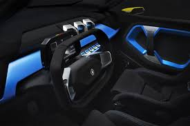 renault alpine concept interior renault zoe e sport muscles up with 460bhp ev hyper hatch by car