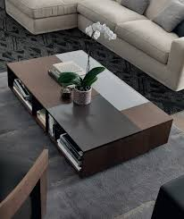 Rectangular Coffee Table Trendy Coffee Table Ideas For The Modern Minimalist