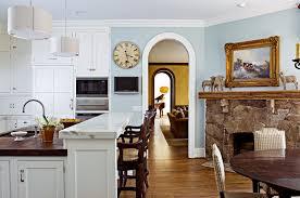 kitchen cabinets open floor plan open kitchen layouts better homes gardens