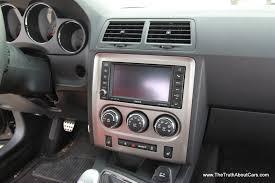 Dodge Challenger Interior - 2013 dodge challenger srt8 interior infotainment uconnect